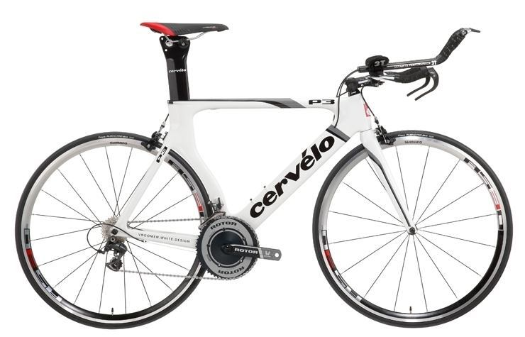 2011 Cervelo P3 (The bike I ride)