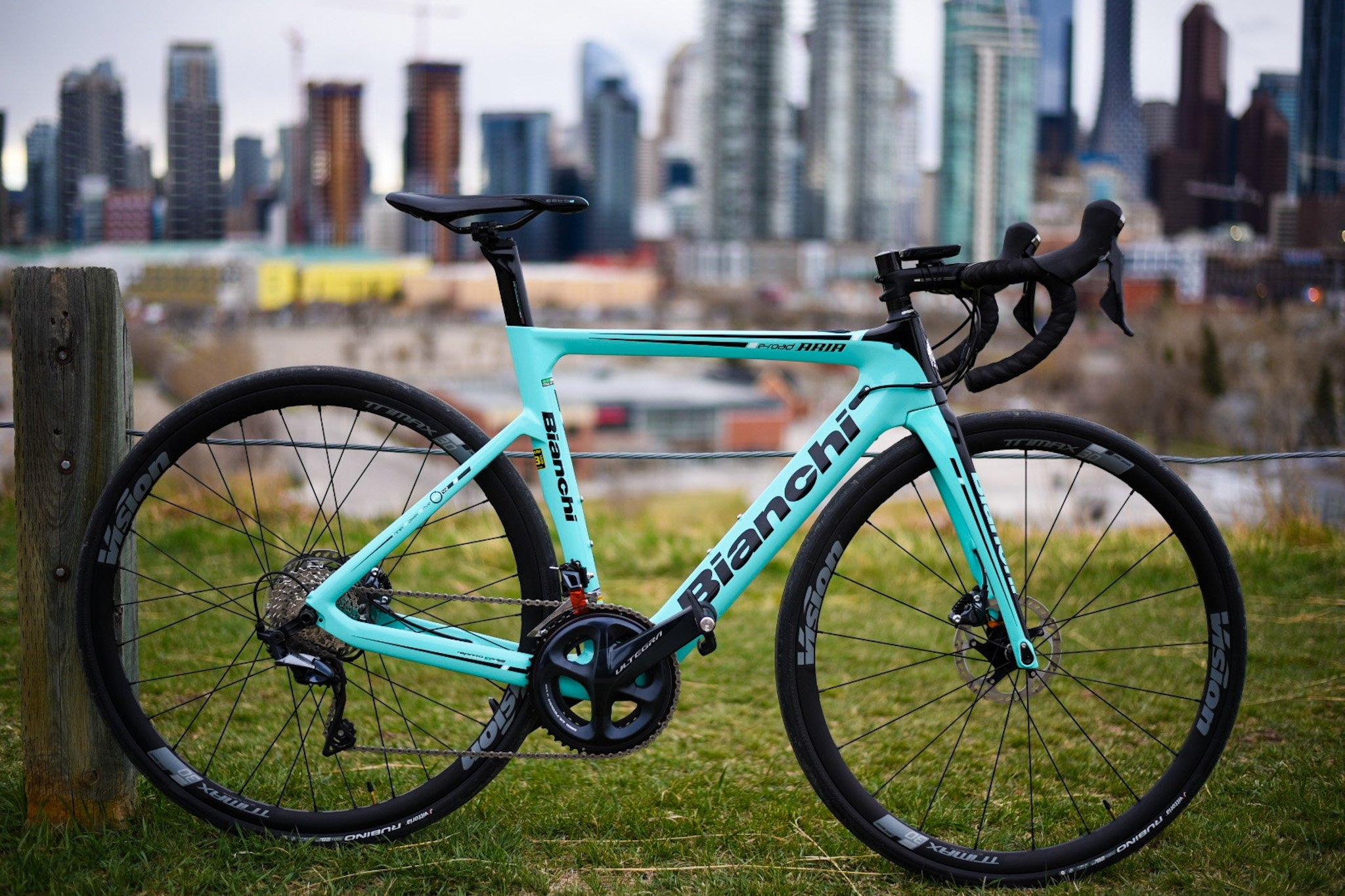 Bianchi Aria e-Road Bike Review