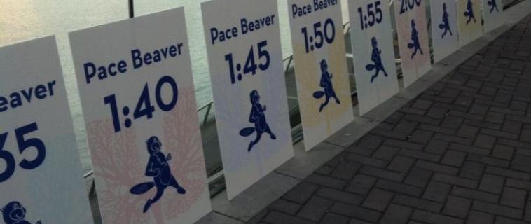 So you signed up for a half marathon