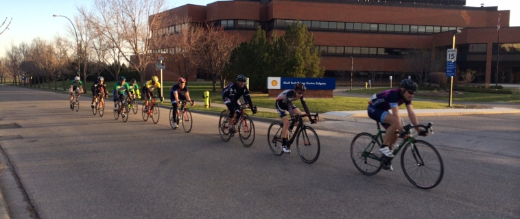 Crit Racing for the first time… again